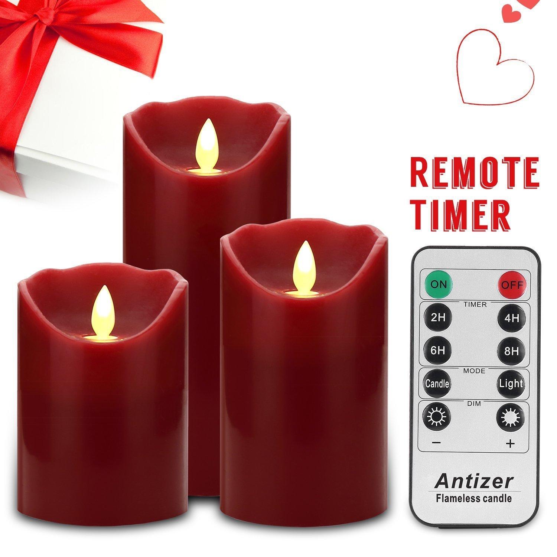 71scqbX2HML._SL1500_ Elegantes Elektrische Kerzen Mit Fernbedienung Dekorationen