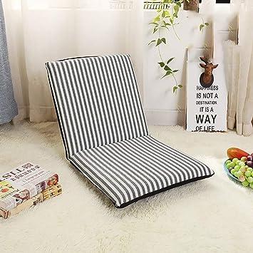 AISHANG - Cojines para Tumbona, Muebles de jardín – Funda para Asiento de jardín o Patio Acolchada Gruesa para sillón reclinable 78 x 40 x 10 cm, A: Amazon.es: Deportes y aire libre