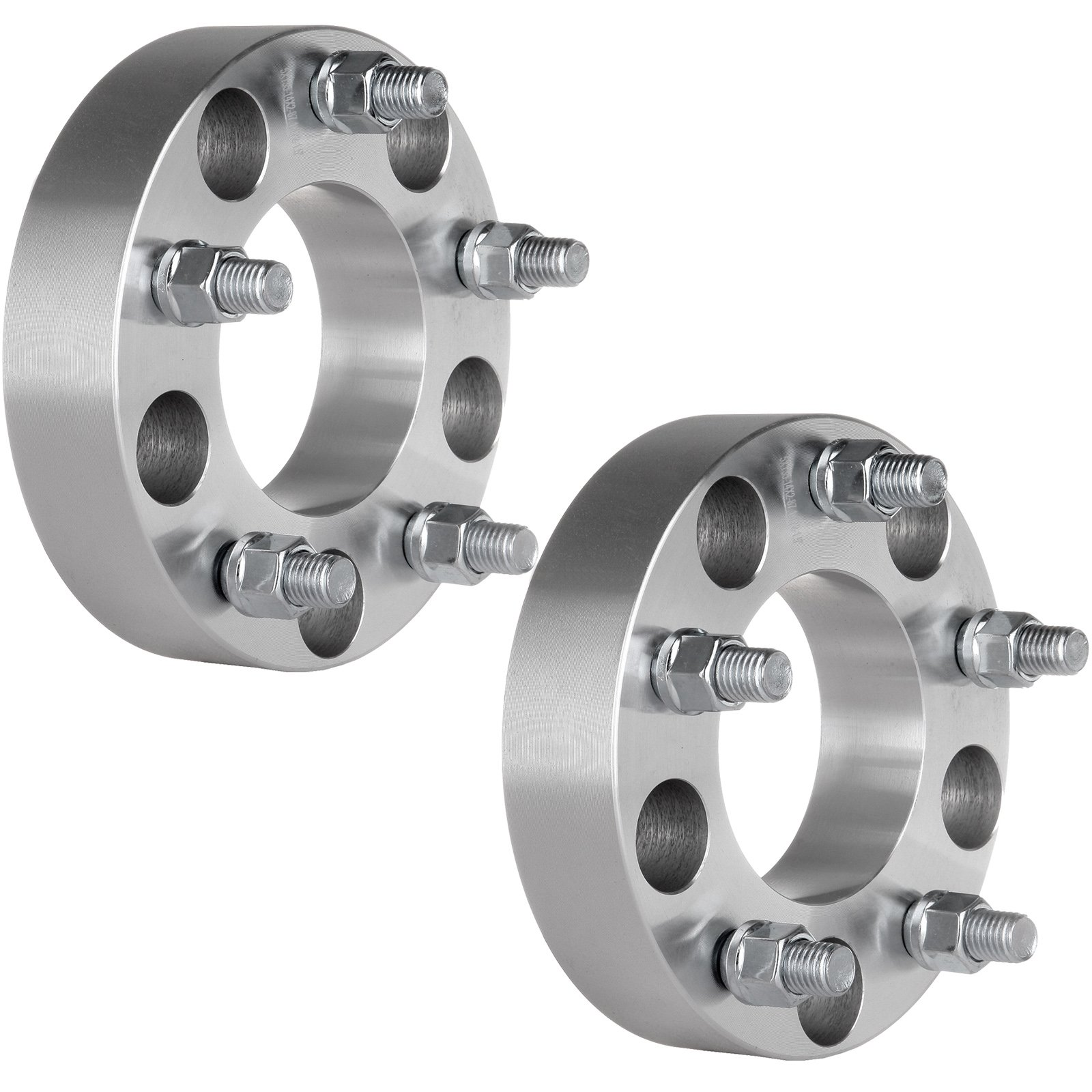 ECCPP Wheel Spacers 5 lug 2PCS 1.5'' Thick 5x135 to 5x135 for 1998 1999 2000 2001 2002 Ford Expedition F-150 Lincoln Navigator Wheel Spacer with 14x2 Studs