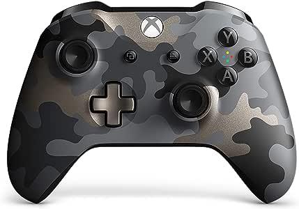 Microsoft - Mando inalámbrico, Black Ops Camo [Edición Especial] (Xbox One): Microsoft: Amazon.es: Videojuegos