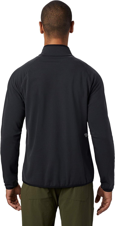 Mountain Hardwear Norse Peak 1/2 Zip Pullover da Uomo Tempesta buia