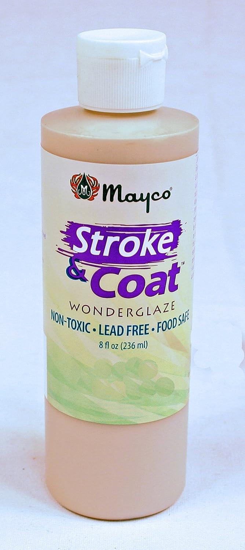 Mayco Stroke /& Coat Wonderglaze - Cone 06-6 Jaded SC-9 8fl oz 236ml