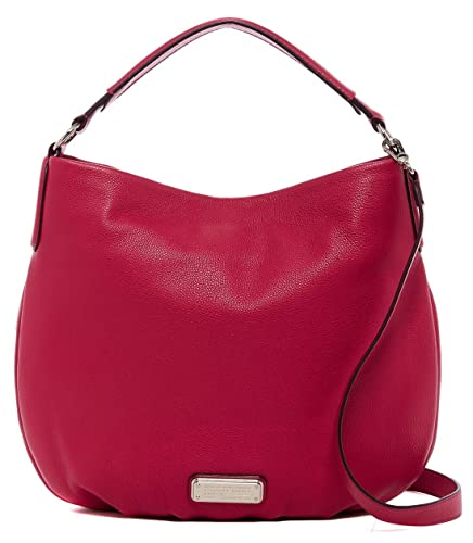 c9730a4c1c6 Amazon.com: Marc by Marc Jacobs New Q Hillier Convertible Hobo (Peony):  Shoes