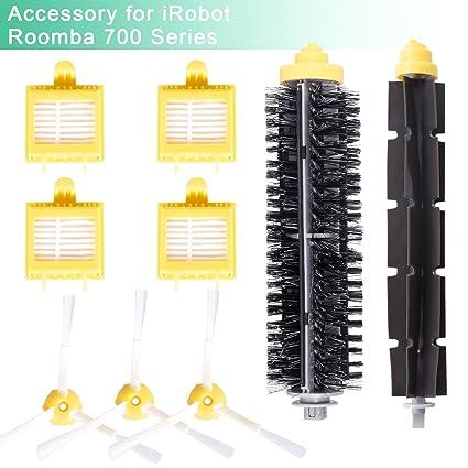 Kit de accesorios para el robot aspiradora iRobot Roomba, 700 Series
