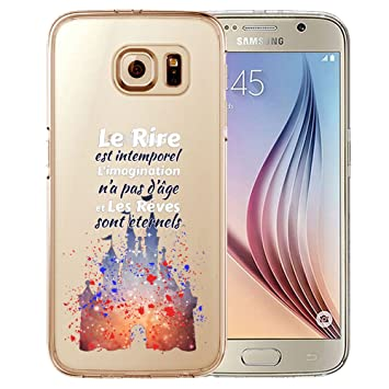 coque samsung galaxy s6 edge disney