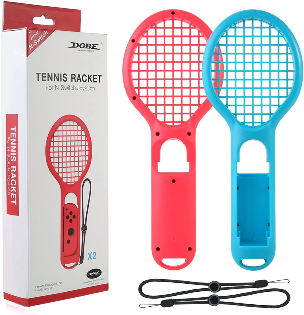 Oenbopo - Raqueta de tenis para Nintendo Switch Joy-Con ...