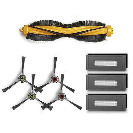 TeKeHom Robotics DG3G-KTA - Kit de accesorios para Ecovacs Deebot Ozmo 930