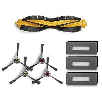 TeKeHom Robotics DG3G-KTA - Kit de accesorios para Ecovacs Deebot Ozmo 930: Amazon.es: Hogar
