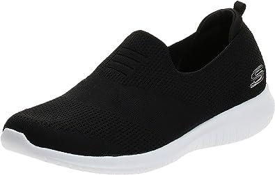 Ultra Flex-Harmonious Sneaker, Black