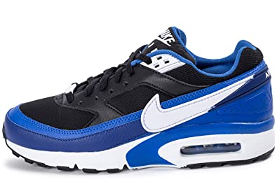fdc51efa1a Nike Air Max Bw (Gs), Boy's Running Shoes, Black (black/white-game - deep  royal blue), 4 UK (36.5 EU): Amazon.co.uk: Shoes & Bags