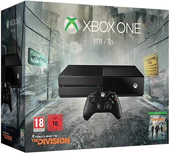 Xbox One - Consola 1 TB + Tom Clancys The Division: Amazon.es ...
