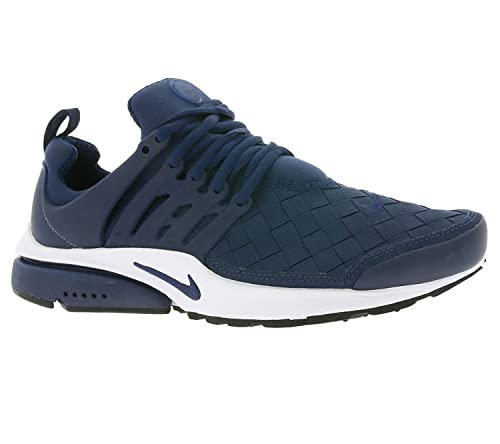 online retailer b8944 4ea8e Nike Air Presto SE Woven Midnight Navy White Shoes for Men Buy Online at  Low Prices in India - Amazon.in