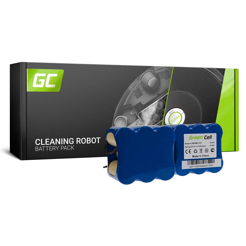 GC® (3Ah 20.4V Ni-MH Pile) Batería para Bosch BBH Move 7 de ...