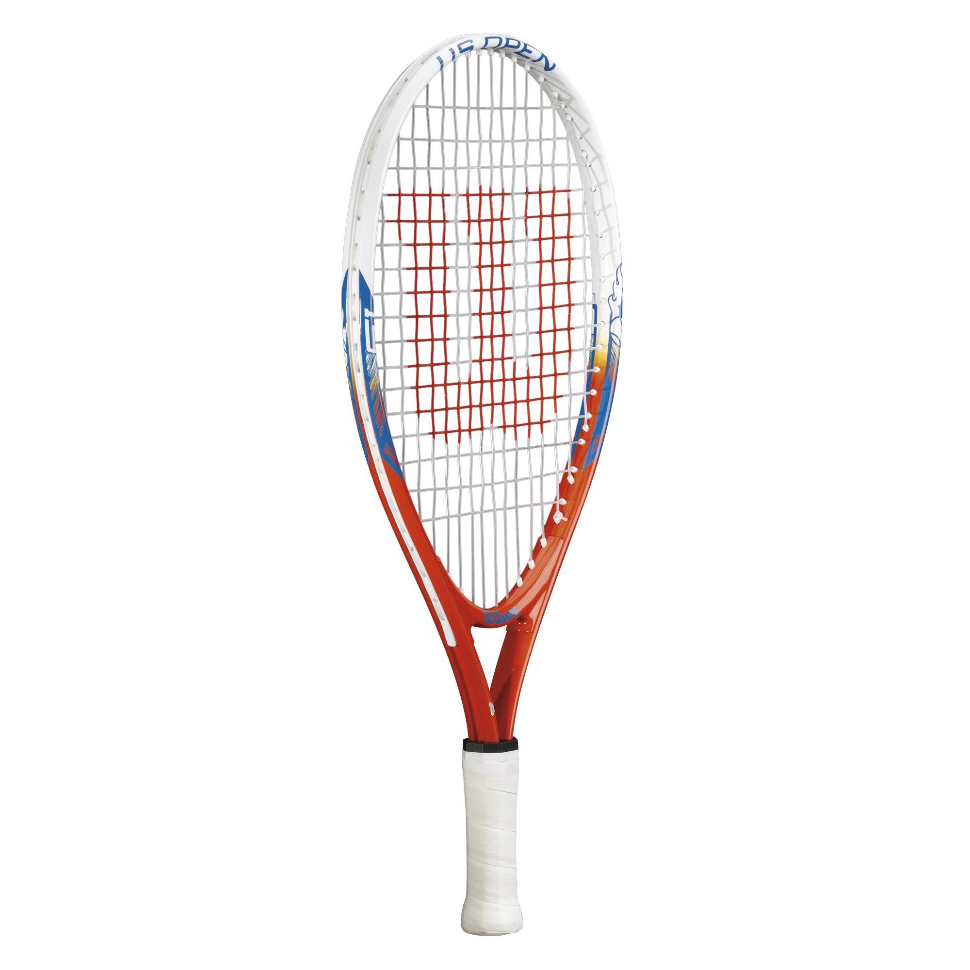 Wilson 55064 Junior US Open Tennis Racquet, 19'' L by Wilson (Image #2)