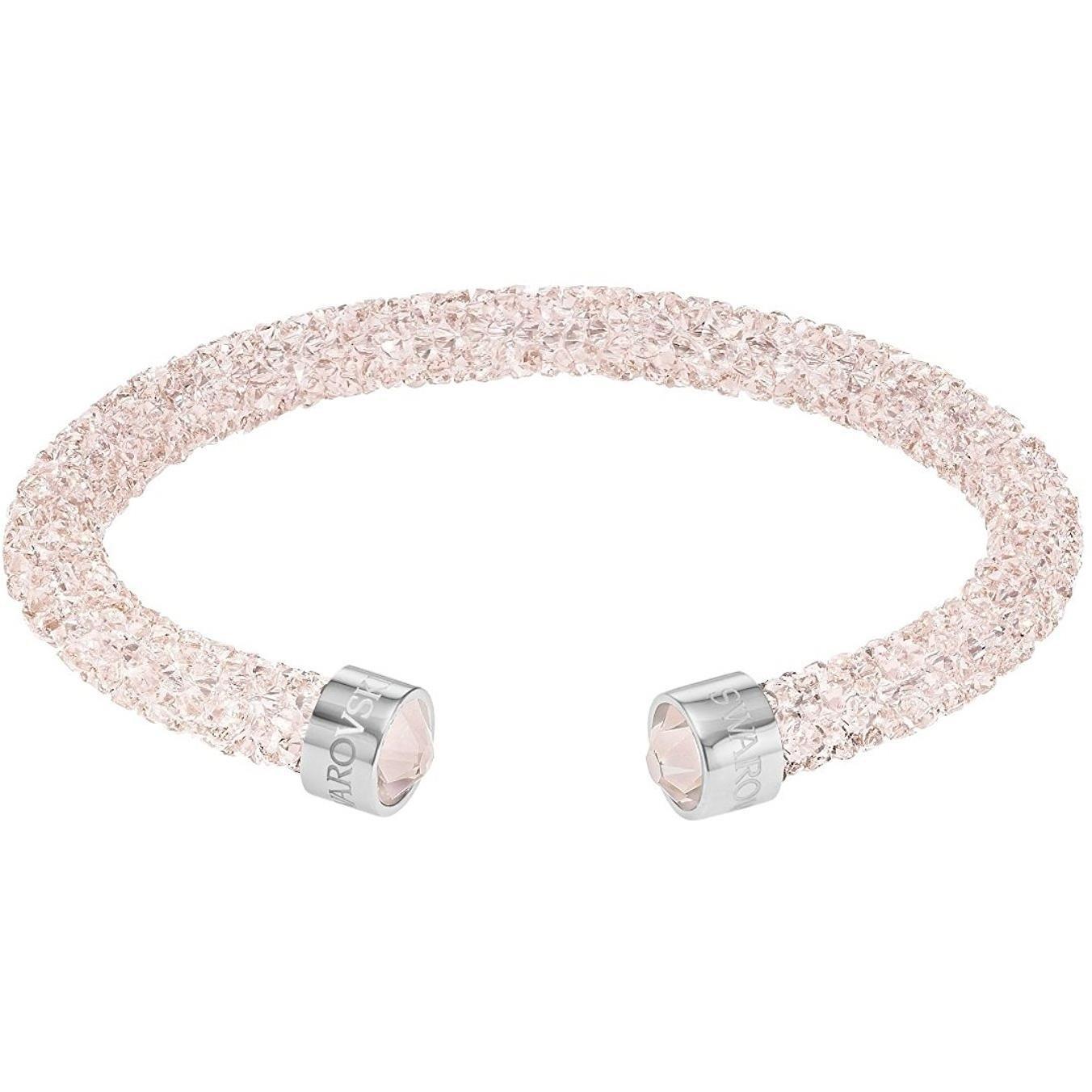 Swarovski Jewelry Crystaldust Cuff, Pink by Swarovski
