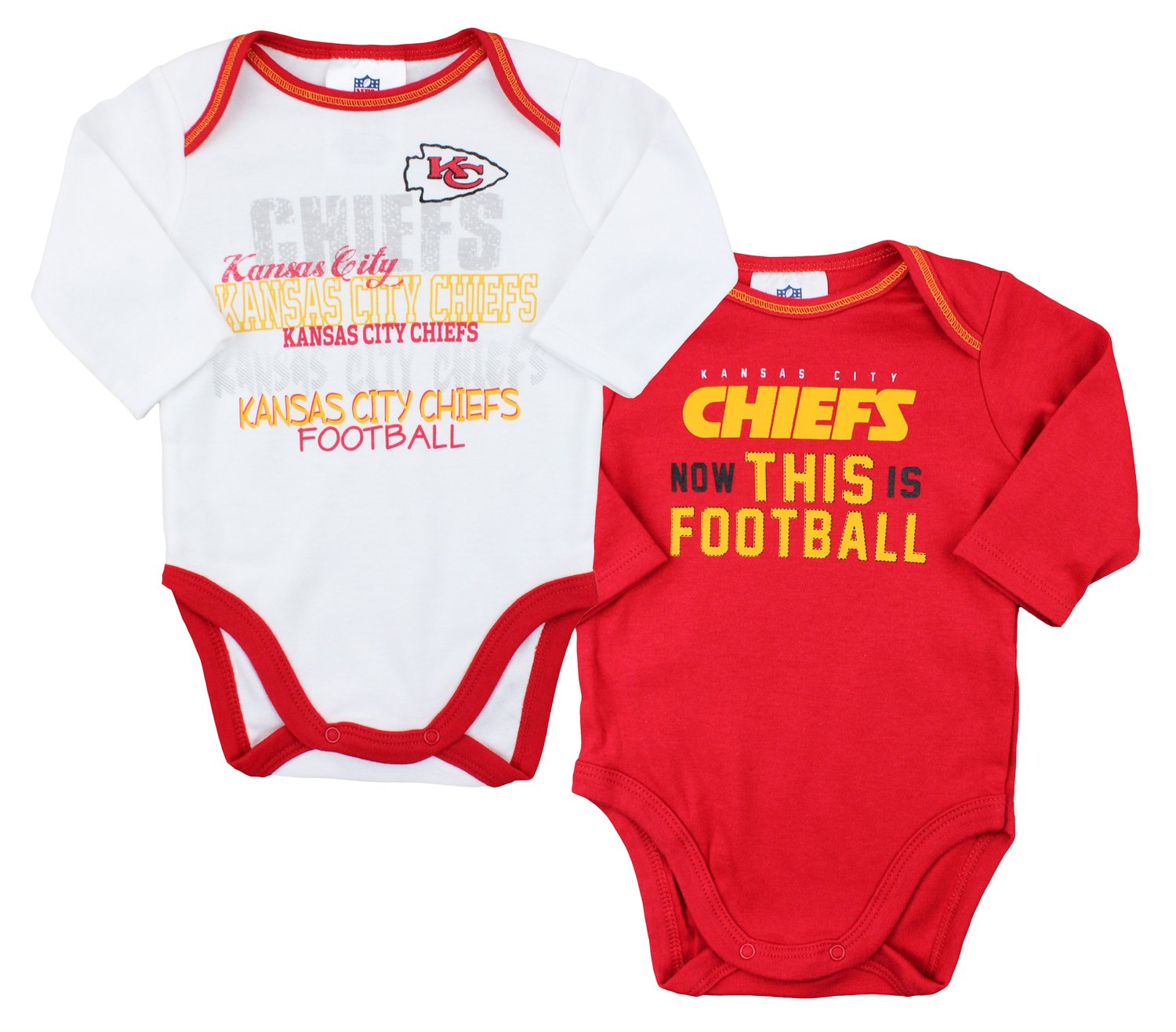 Amazon Kansas City Chiefs NFL Uni Baby Infant 2 Piece