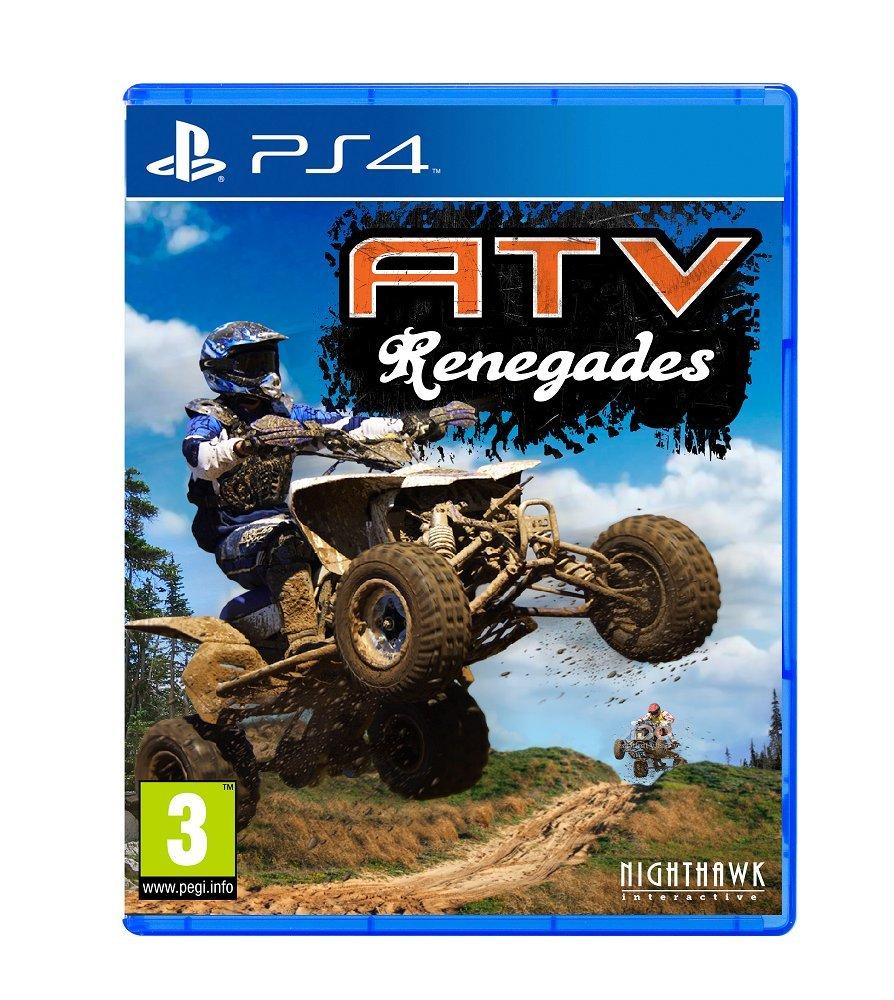 ATV Renegades [Importación Inglesa]: playstation 4: Amazon.es: Videojuegos