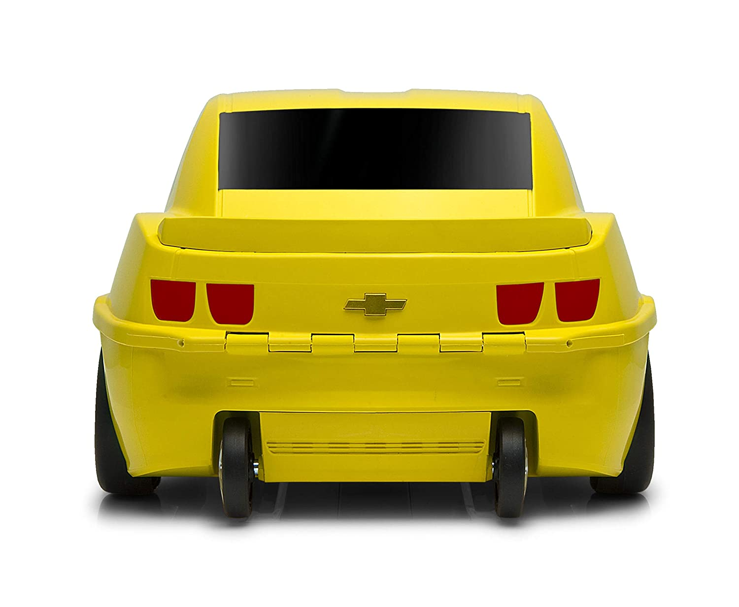 Blue Camaro ZL1-YELLOW Chevrolet Camaro Carry-on Hand Luggage for kids