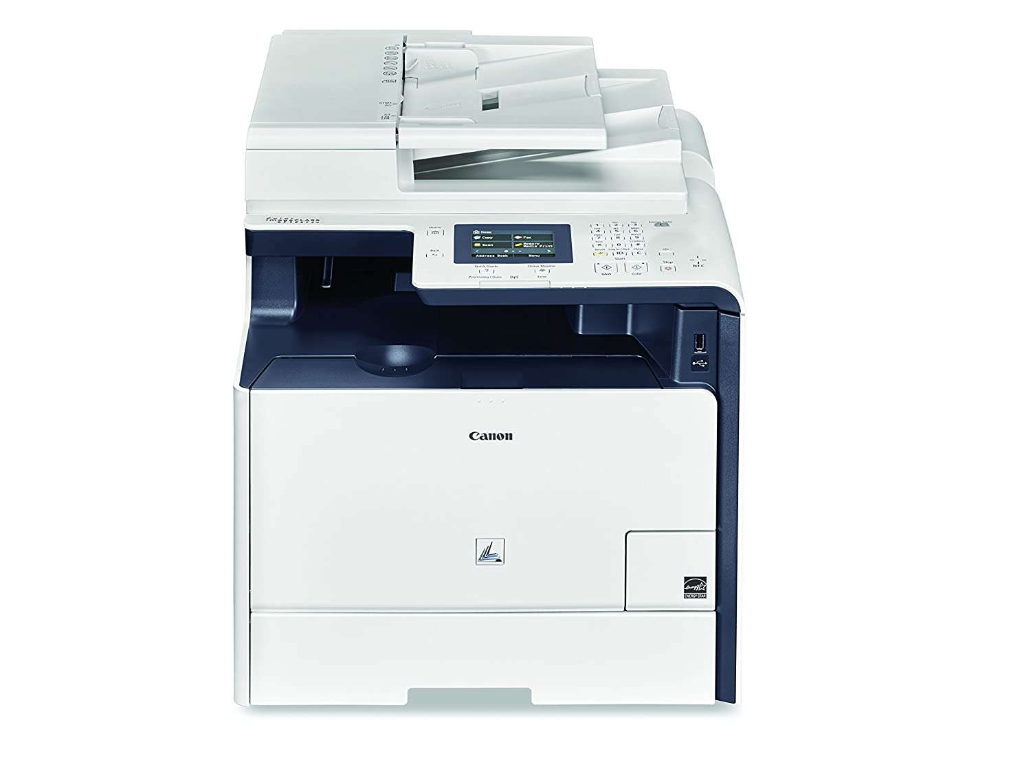 Amazon.com: Canon Lasers Color imageCLASS MF726Cdw Wireless Color Photo  Printer with Scanner, Copier & Fax: Electronics