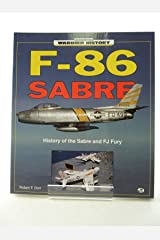F-86 Sabre (Warbird History) Paperback