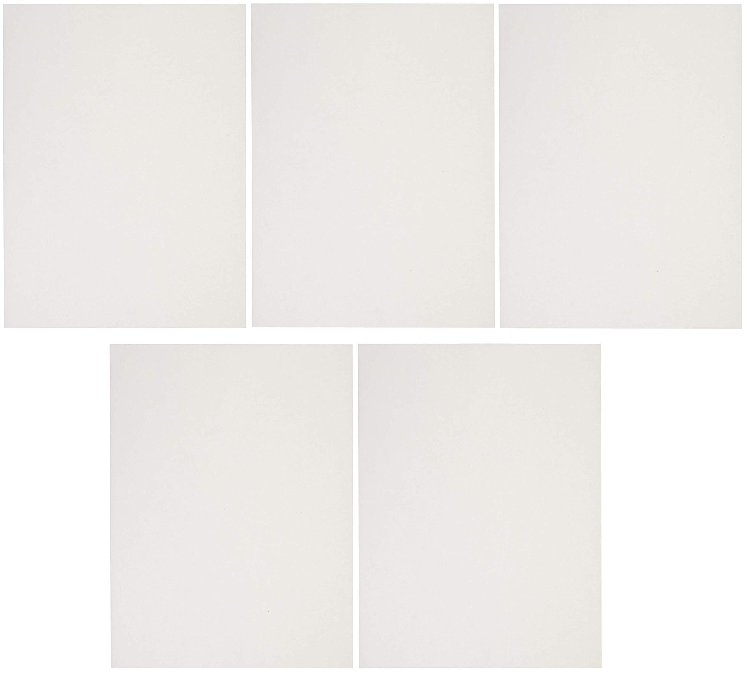 Sax Sulphite Drawing Paper, 70 lb, 12 x 18 Inches, Extra-White, Pack of 500 (Вundlе оf Fіvе)