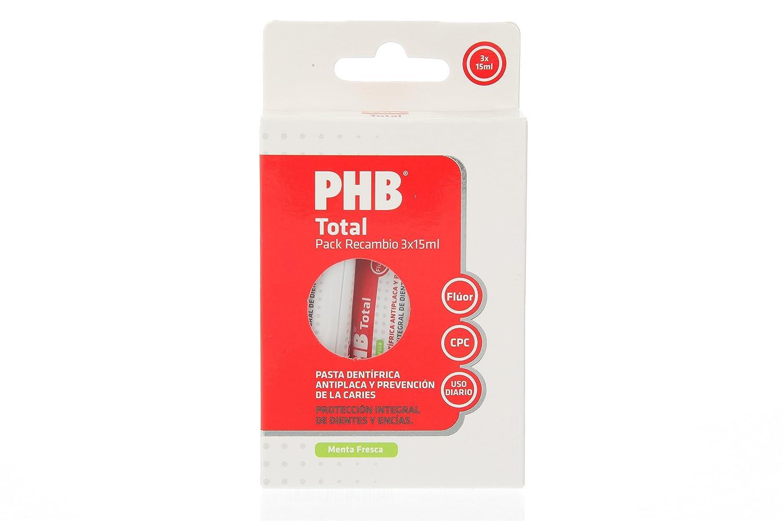 Phb total pack de viaje 3x15mlm 3126: Amazon.es: Salud y cuidado personal