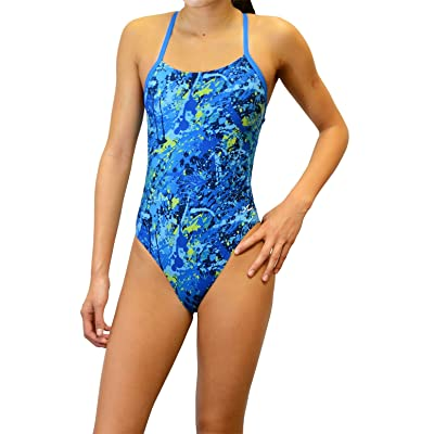 Adoretex Girls Womens Tie-Back One Piece Swimsuit