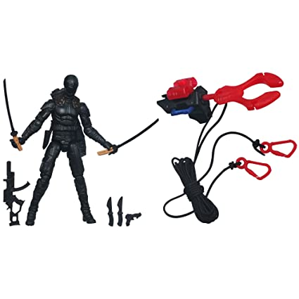 Amazon.com: G.I. Joe Represalias Ninja Duel Snake Eyes ...