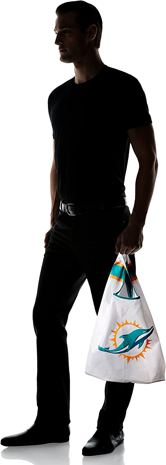 NFL Miami Dolphins Bag in Pouch