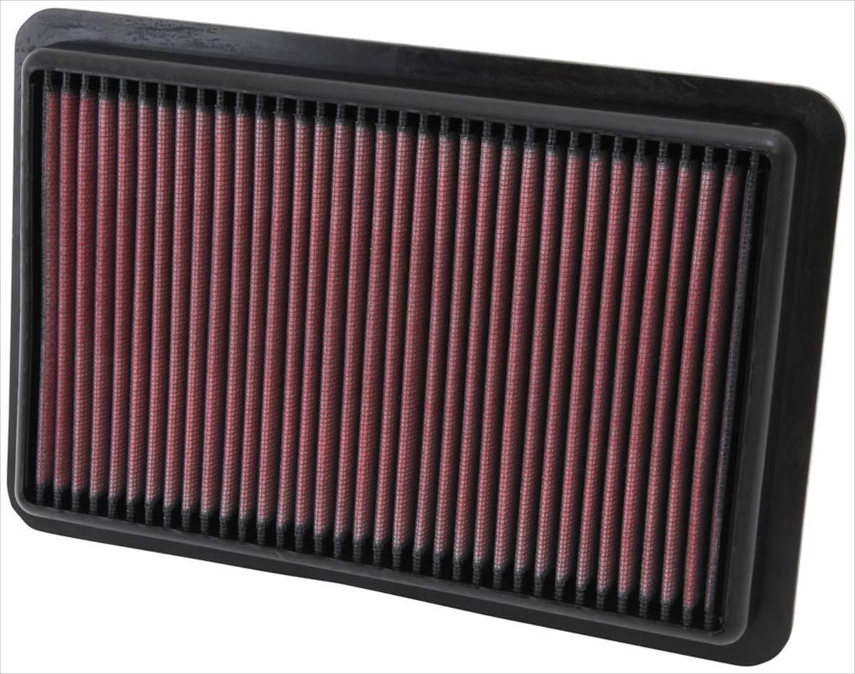 K/&N 33-2480 Filtro de Aire Coche