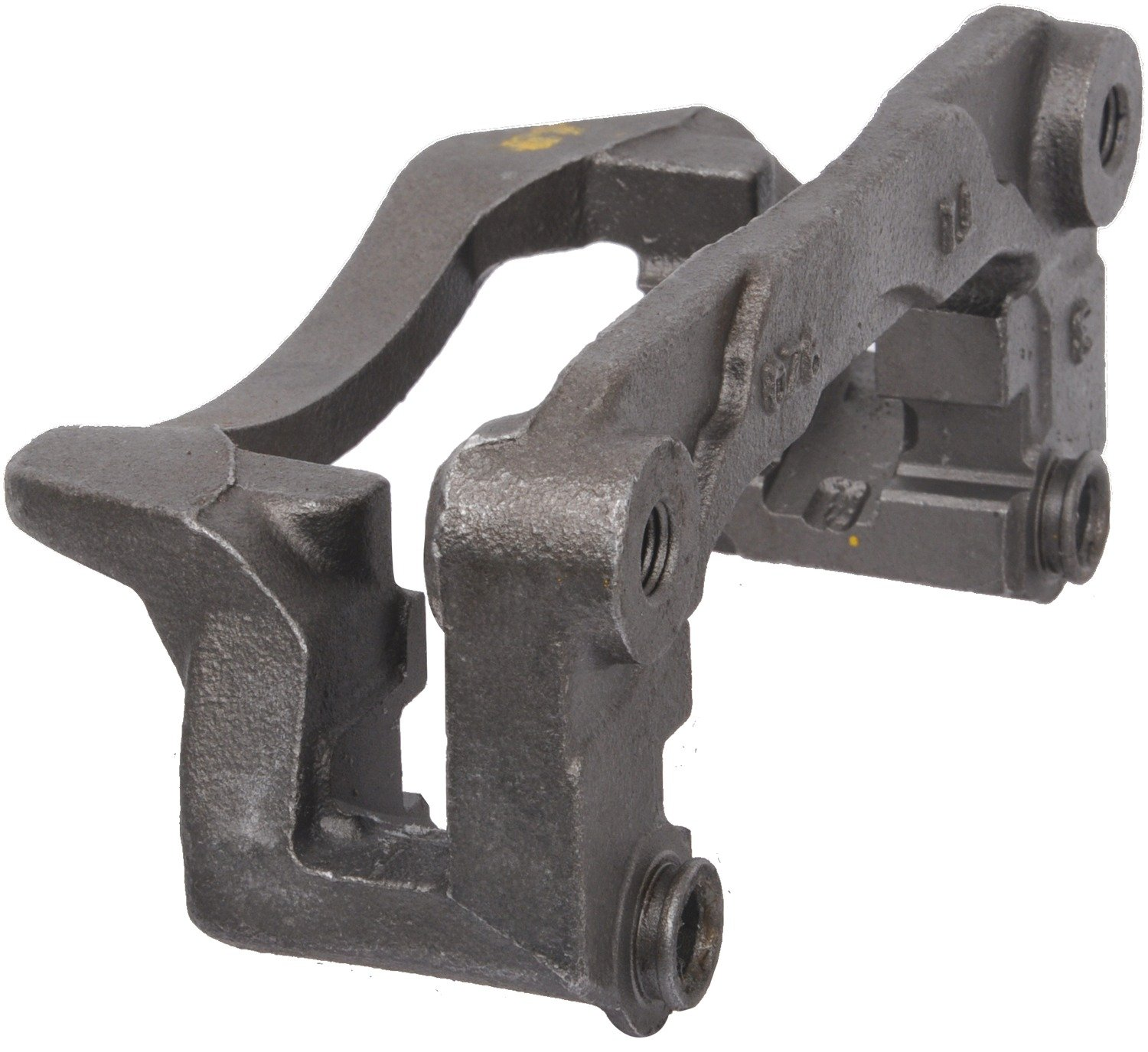 A1 Cardone 14-1711 Disc Brake Caliper Bracket (Remanufactured Subaru Car/Trucks 14-08 Rr/L&R)
