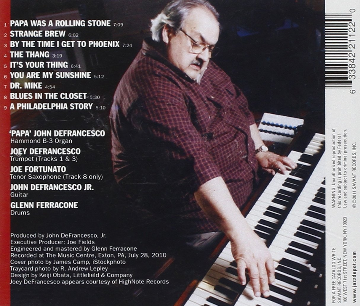 papa john defrancesco a philadelphia story amazon com music