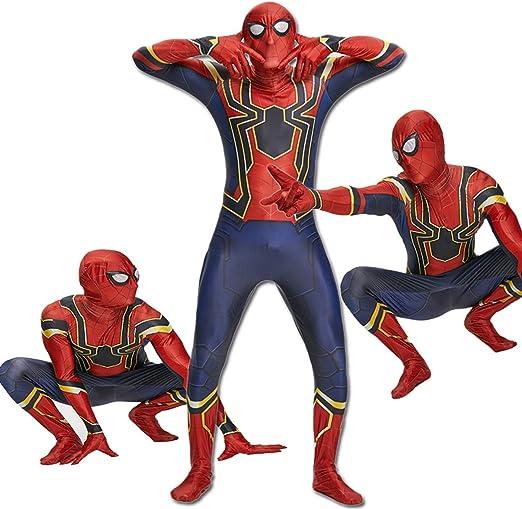 Desconocido Disfraz para Disfraz de Spiderman Superhéroe para ...
