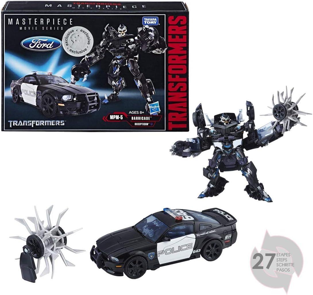 Transformers- Masterpiece (Hasbro E2316E48)