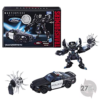 Barricade Transformers Generation Voiture Masterpiece Robot dBWreCxo