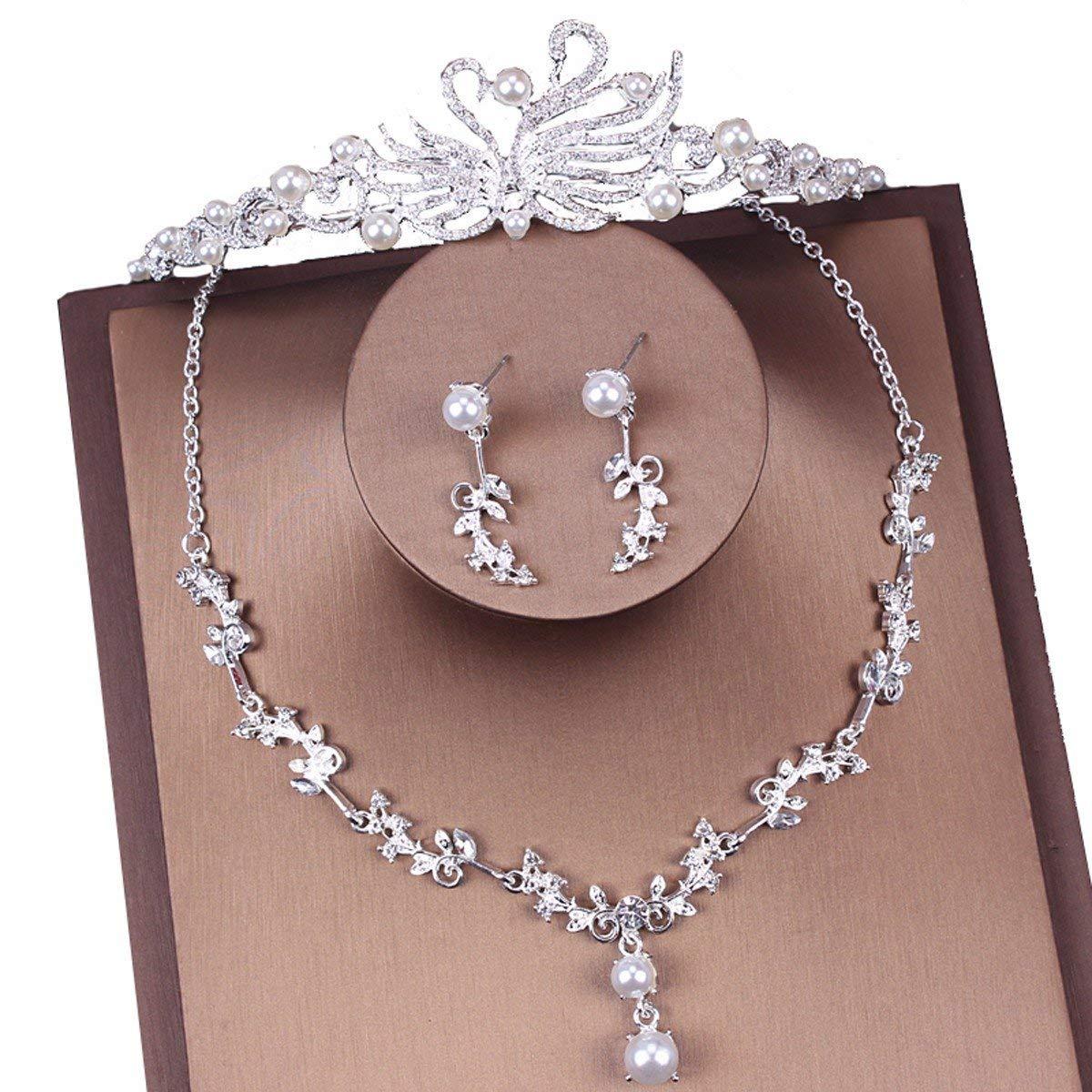 Crystal Crown, Bridal Headwear Wedding Accessories Wedding Accessories Hair Bands Hair Bands (Color : B)