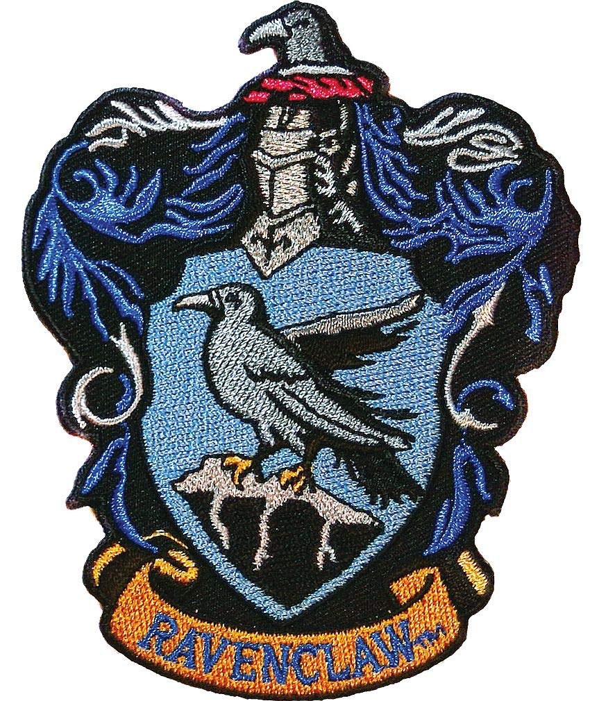 Ravenclaw House Iron On Patch