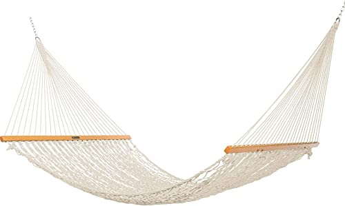 Original Pawleys Island 15OC Presidential Original Cotton Rope Hammock