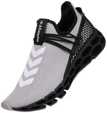 Schuhe SEECEE Damen Atmungsaktiv Turnschuhe Sportschuhe
