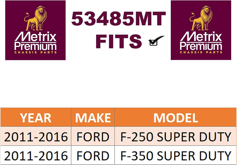 For Made in TURKEY 2011-2016 F-350 SUPER DUTY 2011-2016 Ford F-250 SUPER DUTY DS300040 METRIX PREMIUM 53485MT Inner Drag Link