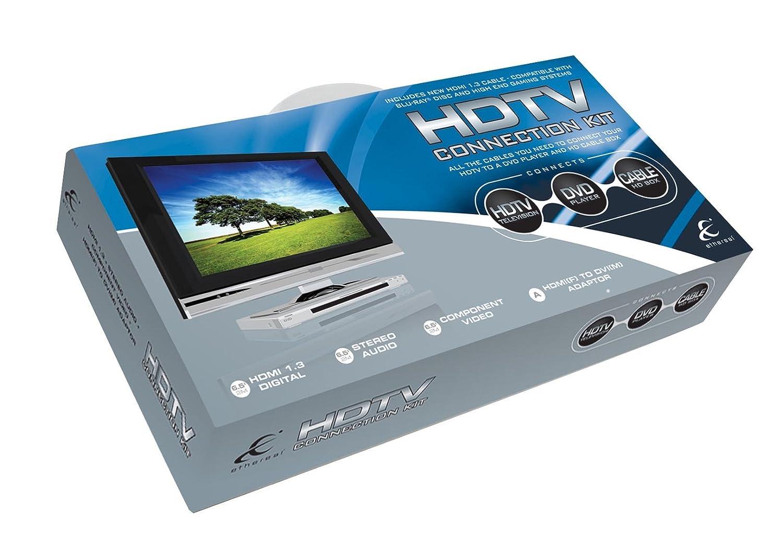 Amazon.com: HDTV Connection Kit: Electronics