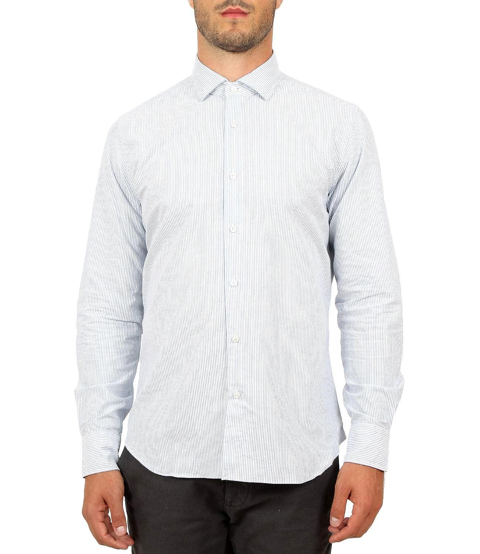 raccolta di sconti scopri le ultime tendenze vende Xacus Camicia Manica Lunga Uomo Mod. 748: Amazon.co.uk: Clothing