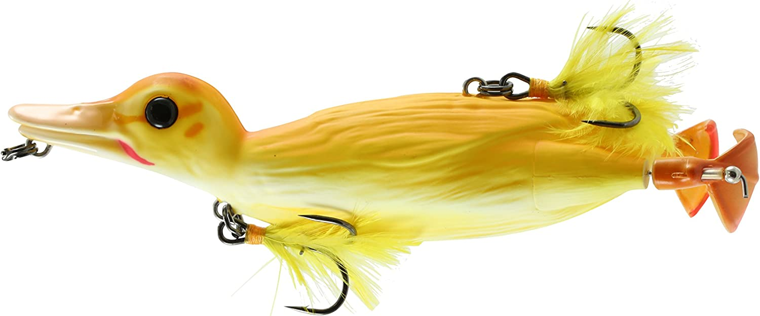 Savage Gear D-150-YD 3D Topwater Duck Yellow Duckling 6