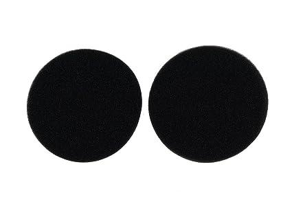 Amazon.com: Replacement Ear Pad Earpads Leather Cushion Repair Parts For for Sennheiser HD433 HD440 ii HD435 headphones earmuffs (black): Home Audio & ...