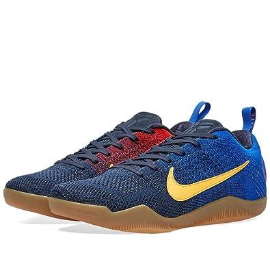 newest b563c c481e Nike Kobe XI Elite Low FCB, Chaussures de Sport - Basketball Homme   Amazon.fr  Chaussures et Sacs