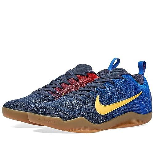 64ac8dc09431 Nike Men s Kobe XI Elite Low FCB