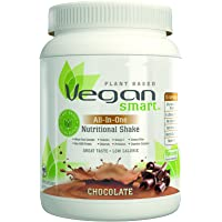 VeganSmart Plant Based Vegan 24.34 oz Protein Powder by Naturade