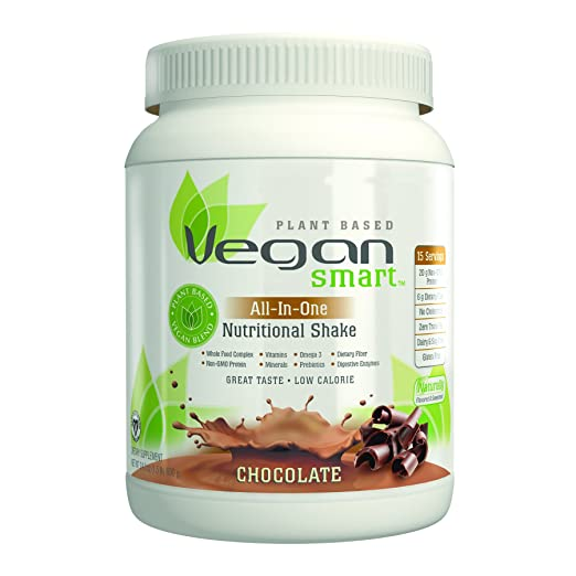 Product thumbnail for Naturade VeganSmart Plant Based All-in-One Protein Shake