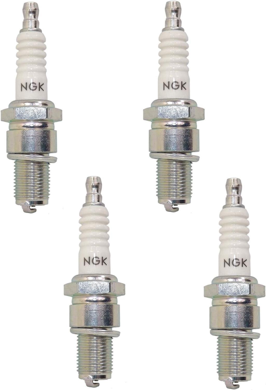 Set of 4 NGK Spark Plug BPR5ES