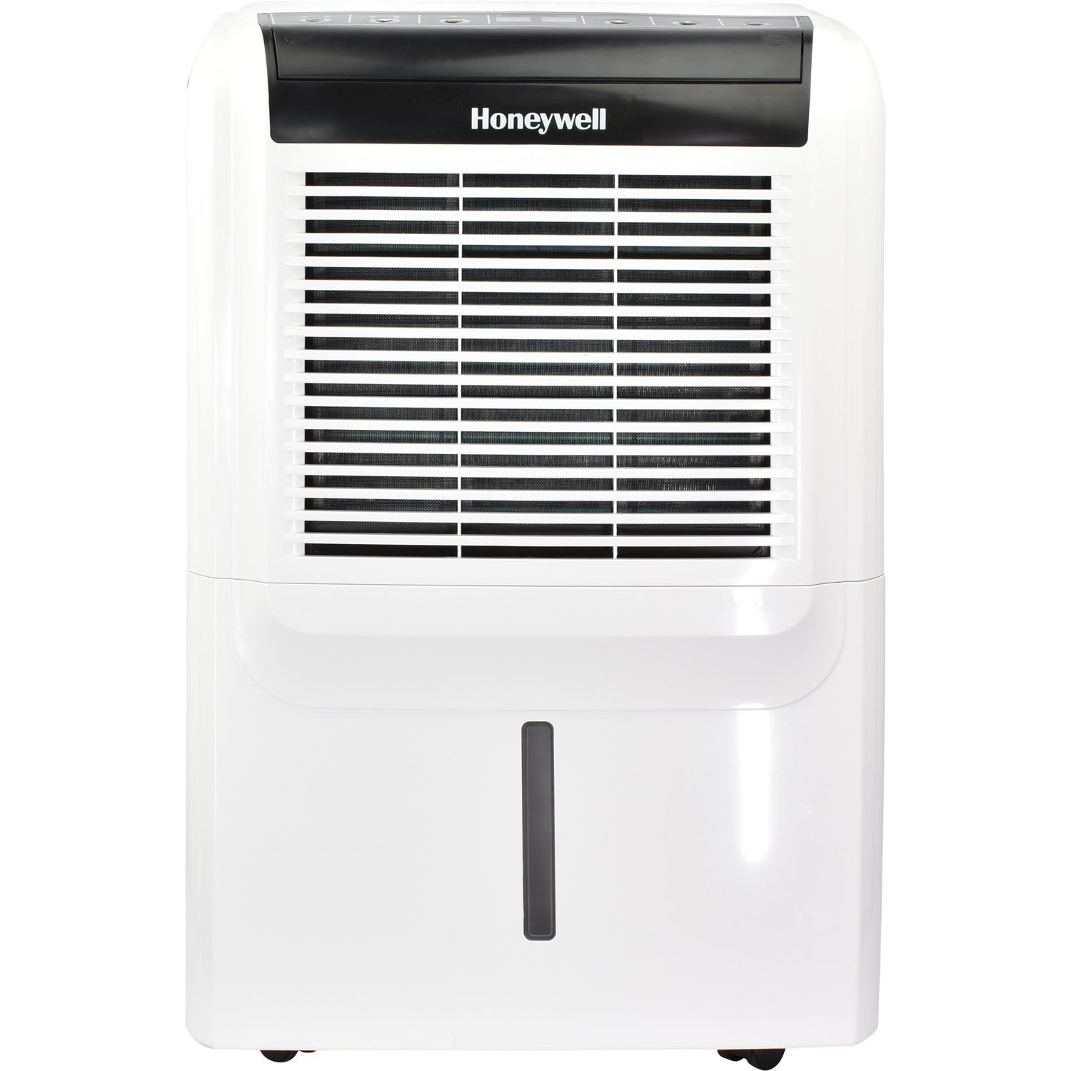 Honeywell 50-Pint Energy Star Dehumidifier with Built-in Drain Pump